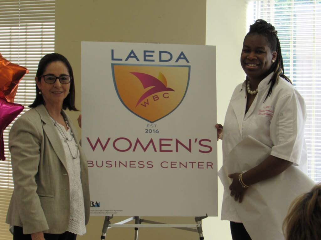 Camden Nonprofit Launches Women's Business Center