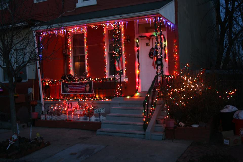 LAEDA Sponsors the North Camden  House Decorating Contest for 2017