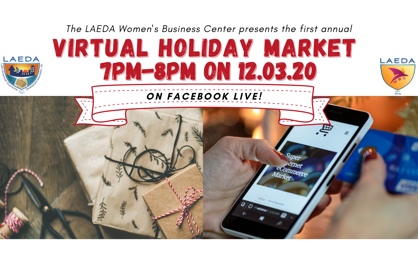 Holiday Deals Are Just a Click Away: First Annual Alumni Business Expo and Virtual Holiday Market