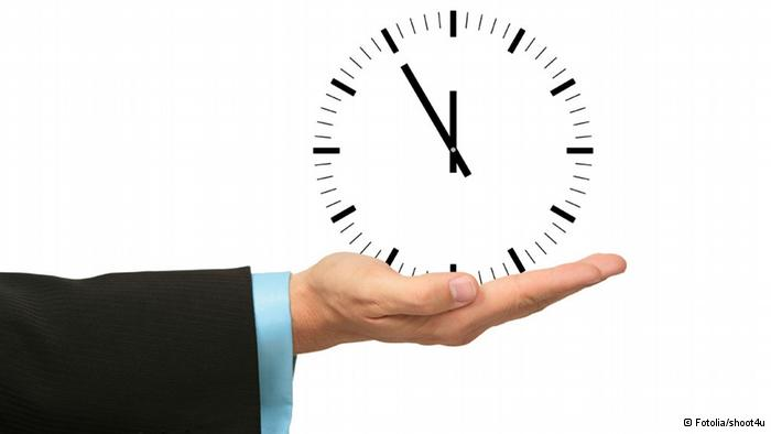 4 HABITS OF PUNCTUAL PEOPLE