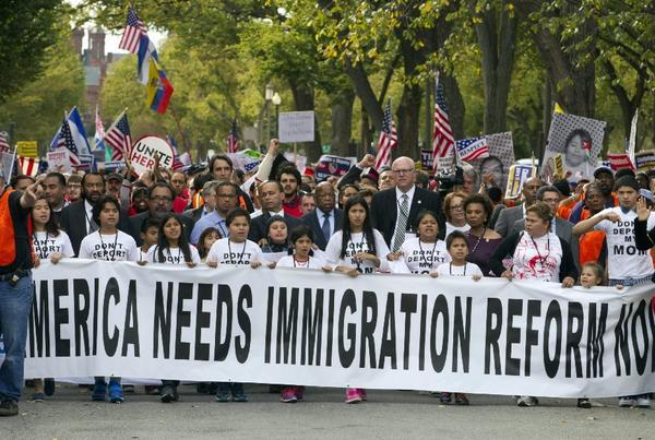 Immigration Reform Would Have a Positive Impact on New Jersey