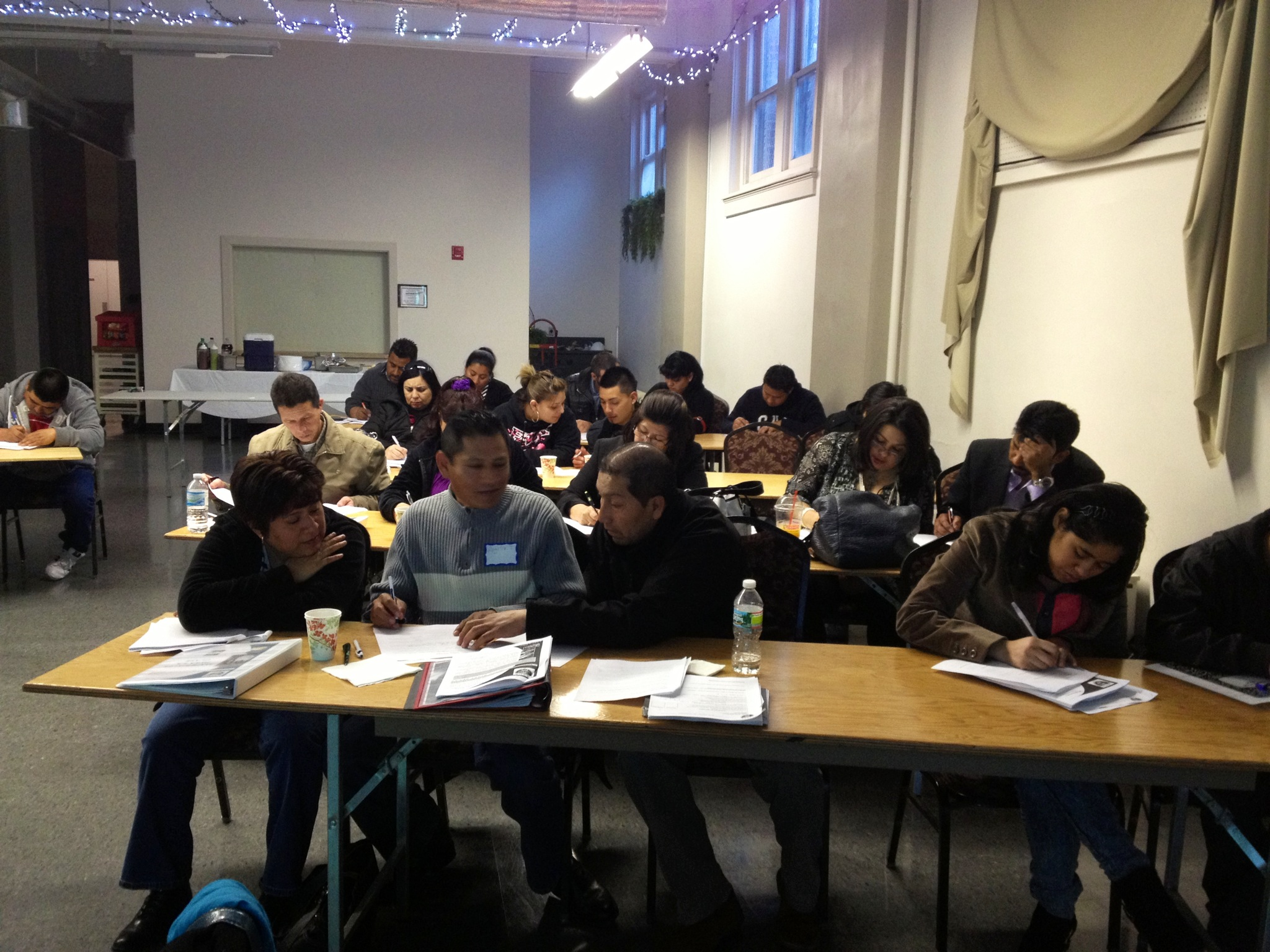 Entrepreneurship is On the Rise in Bridgeton - 34 Attend Spanish Language Business Workshop