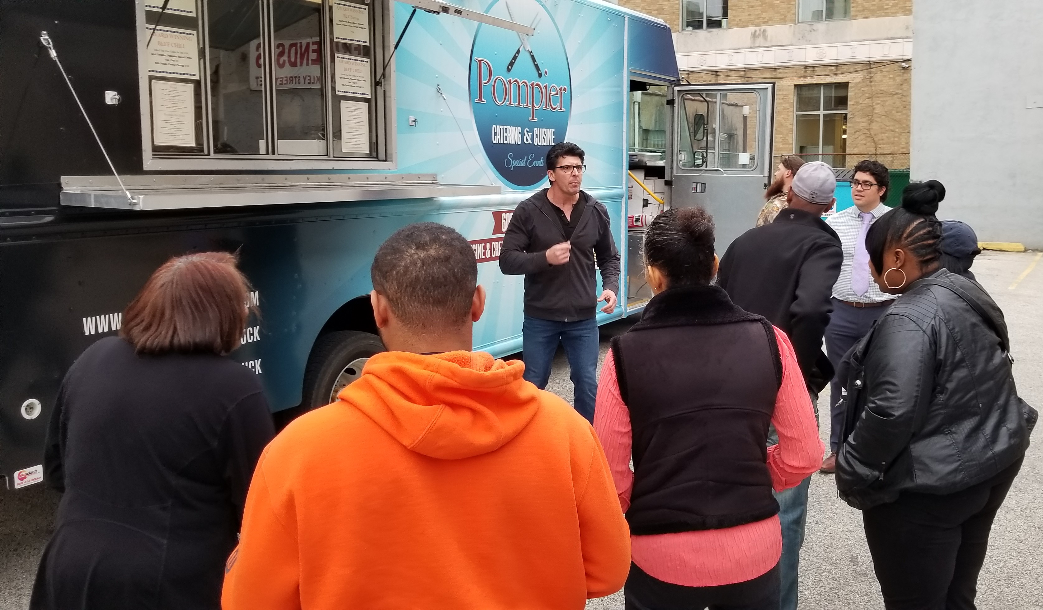 Food Trucking 101 - The Drive Down the Path to Success Continues