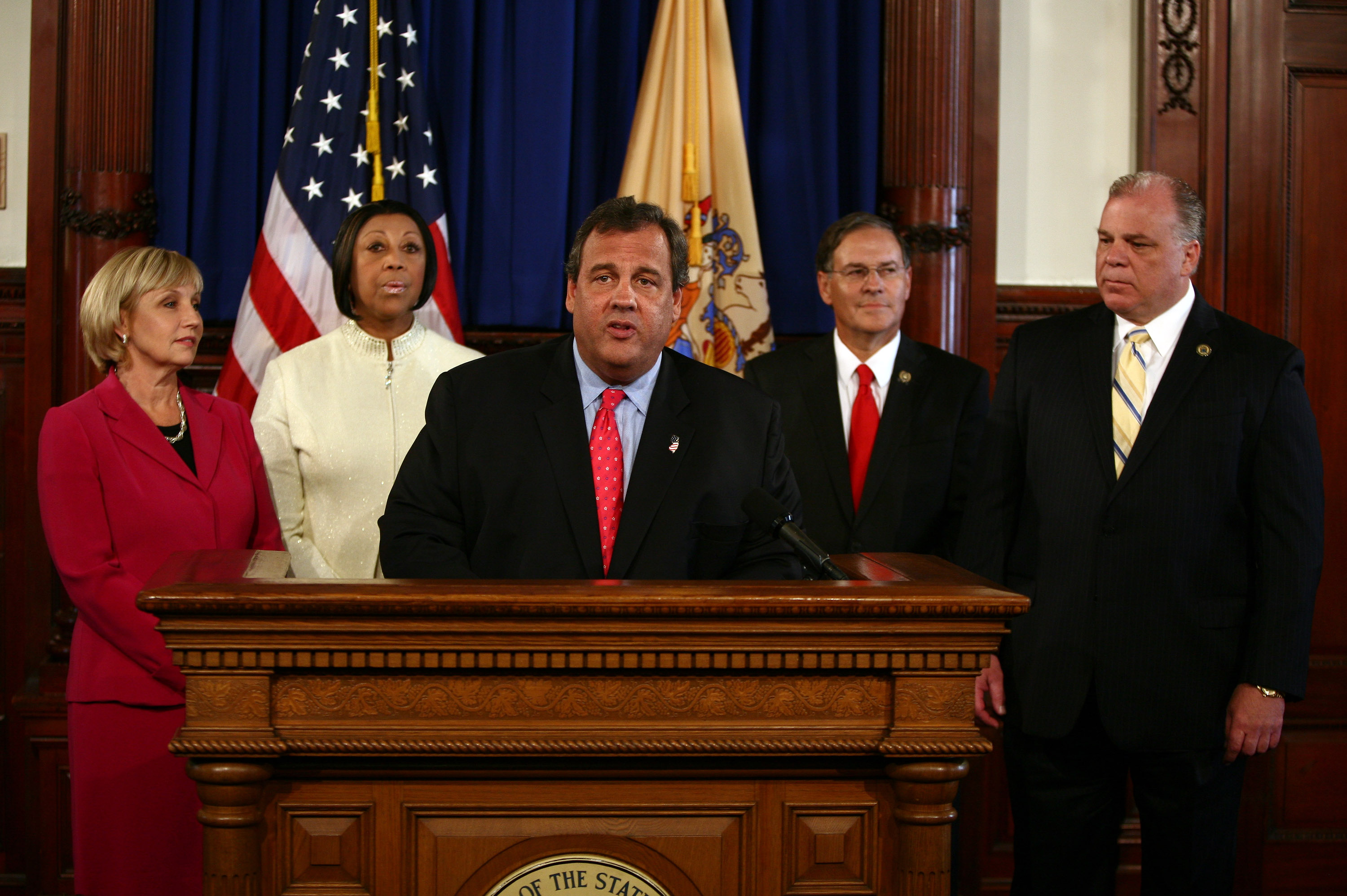"Governor Christie Signs ""Economic Opportunity Act of 2013"""